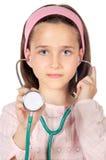 Kleiner Doktor Stockbild