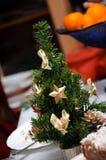 Kleiner grüner Baum Stockfotos