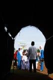 Kleiner Hadsch - Minna-Tunnelreplik Stockbild