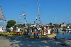 Kleiner Hafen Stockfoto