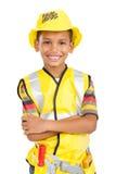 Kleiner Heimwerker Lizenzfreie Stockbilder