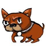 Kleiner Hund Vektor Abbildung