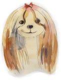 Kleiner Hund stock abbildung