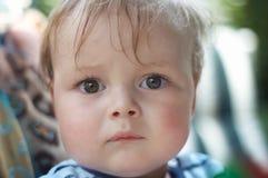 Kleiner Junge stockfotos