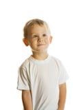 Kleiner Junge stockbild