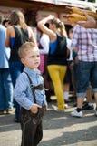 Kleiner Junge lizenzfreie stockfotografie