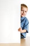 Kleiner Junge Stockfoto