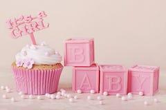 Kleiner Kuchen mit einer Kuchen-Auswahl Lizenzfreie Stockfotos