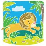 Kleiner Löwe Stockbild
