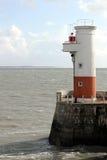 Kleiner Leuchtturm Lizenzfreie Stockbilder