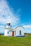 Kleiner Leuchtturm Lizenzfreie Stockfotos