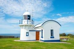 Kleiner Leuchtturm Lizenzfreies Stockfoto