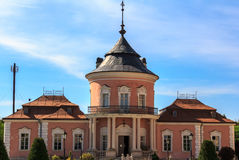 Kleiner Palast Stockbild