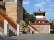 Kleiner Potala Palast in Chengde lizenzfreies stockbild