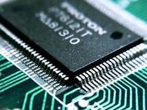 Kleiner Prozessor Lizenzfreie Stockbilder