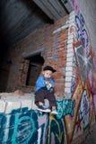 Kleiner Rapper Stockbild