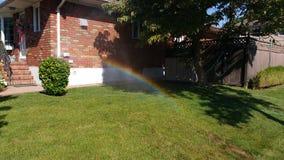 Kleiner Regenbogen Stockfotografie