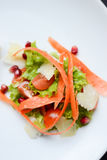 Kleiner Salat Stockbild