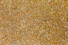 Kleiner Sand auf dem Boden Lizenzfreies Stockbild