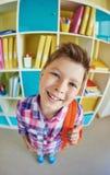 Kleiner Schüler Lizenzfreies Stockbild
