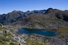 Kleiner See Stockfotos