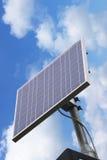 Kleiner Sonnenkollektor Lizenzfreie Stockbilder
