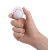 Kleiner Spielzeugball lokalisiert lizenzfreie stockfotografie