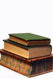 Kleiner Stapel Bücher Lizenzfreie Stockfotos