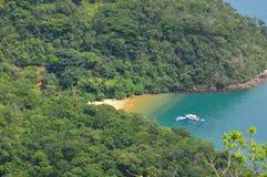 Kleiner Strand Lizenzfreies Stockfoto