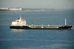 Kleiner Tanker benutzt für Betankungoperationen Stockfotos