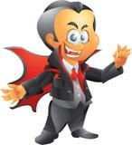 Kleiner Vampir Stockbild