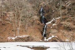 Kleiner Wasserfall Stockfotos