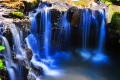 Kleiner Wasserfall 1 Lizenzfreies Stockfoto