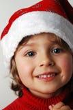 Kleiner Weihnachtsmann Stockbilder