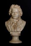 Kleinere Statue von Ludwig Van Beethoven Lizenzfreies Stockbild