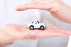 Kleines Auto Stockfoto