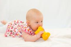 Kleines Baby stockfotos