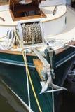 Kleines Boot Stockfotografie