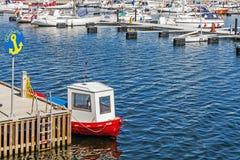 Kleines Boot Stockfotos