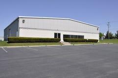 Kleines Büro oder Industriegebäude Lizenzfreie Stockfotos