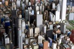 Kleines Chicago lizenzfreies stockfoto