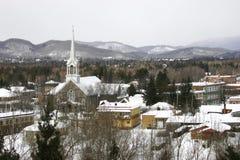Kleines Dorf Lizenzfreie Stockfotos