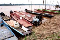 Kleines Fischerboot Stockfotografie