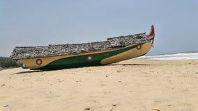 Kleines Fischerboot Lizenzfreie Stockbilder