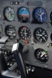 Kleines flaches Cockpit Lizenzfreies Stockfoto