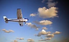 Kleines Flugzeug Lizenzfreies Stockbild