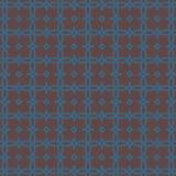 Kleines geometrisches Muster Lizenzfreies Stockfoto
