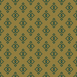 Kleines geometrisches Muster Stockbild
