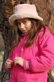 Kleines glückliches Mädchen Lizenzfreie Stockfotografie