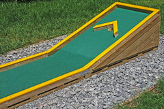 Kleines Golf 12 Stockfotos